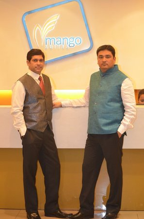 Vits Agra: MANGO SUITES RECEPTION