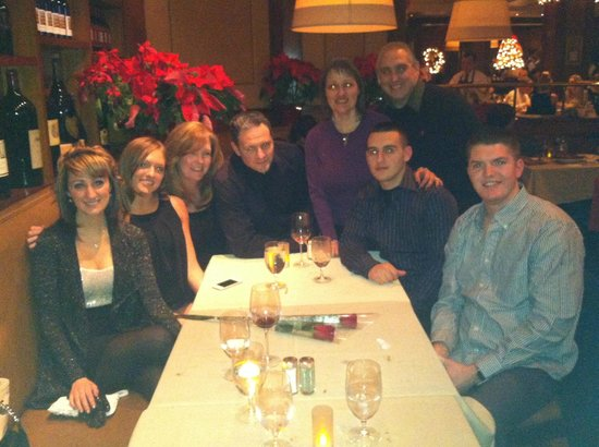 Rothmann's Steakhouse - NYC : New Years Eve Dinner with friends - 12/31/12