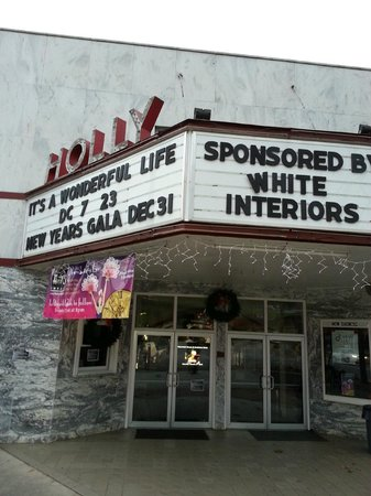The Historic Holly Theater