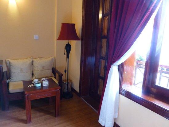 Chau Long Sapa Hotel: Room