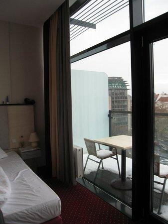 Come Inn Berlin Kurfuerstendamm Opera: Single room