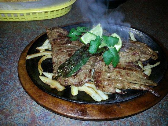 El Jimador: Dinner
