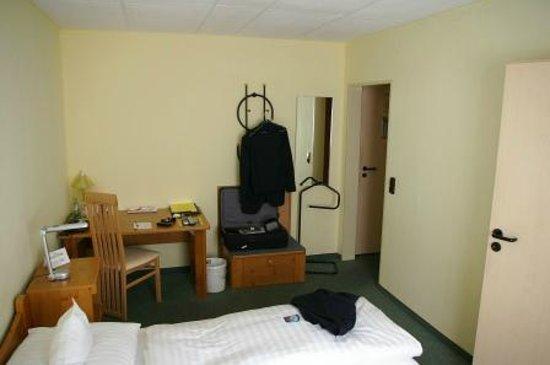 Hotel Wettenberg: Zimmer