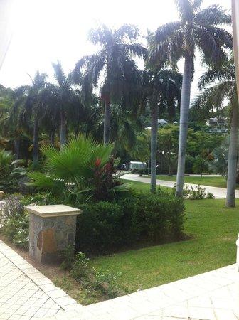 Hotel Riu Palace St Martin: Entrance