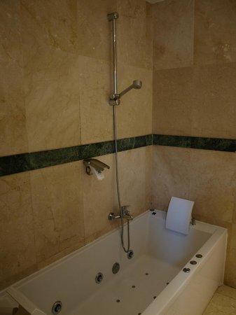 Carlos V Hotel: Baño