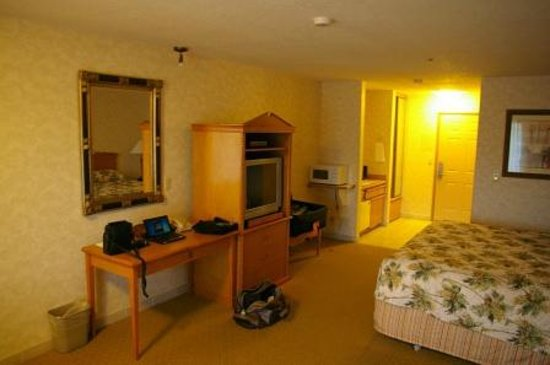 The Garden Vista Hotel Palm Springs: Zimmer