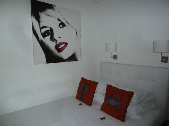 Hotel Colette: chambre