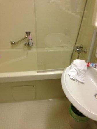 Hotel Andreas Hofer: bathroom