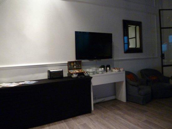 Hotel Colette: espace detente