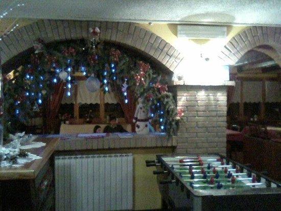 Hotel Edelweiss: interno ingresso..bellissimo!