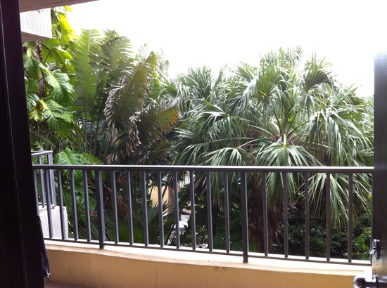 "La Quinta Inn & Suites Cocoa Beach Oceanfront: This is the so called "" Ocean View"" from room 313"