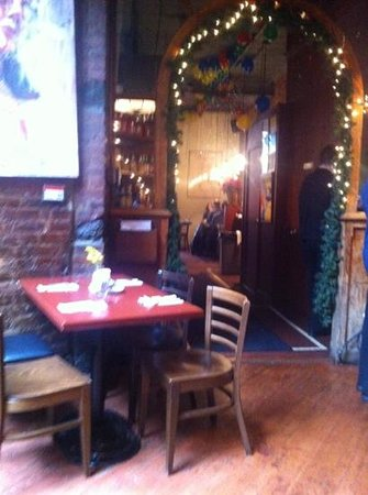 cupping room cafe - Picture of Cupping Room Cafe, New York City ...