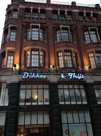 Dikker & Thijs Fenice Hotel: You cant miss it :)