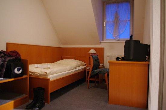 Gasthof-Pension Göttler: Einzelzimmer