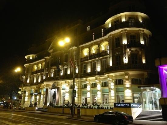 Austria Trend Parkhotel Schoenbrunn Vienna : Hôtel