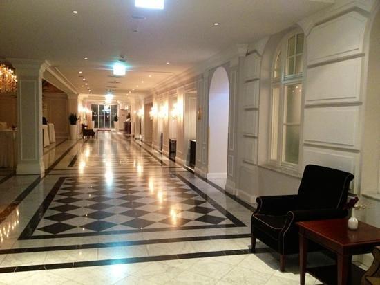 Austria Trend Parkhotel Schoenbrunn Vienna : Lobby