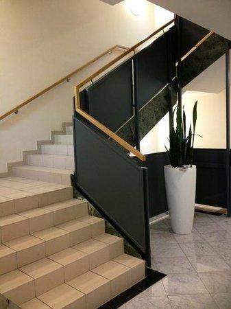Austria Trend Parkhotel Schoenbrunn Vienna : Escaliers