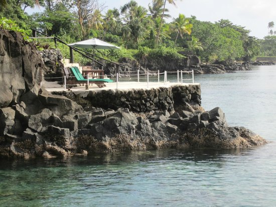 Paradise Taveuni: Our favorite hangout
