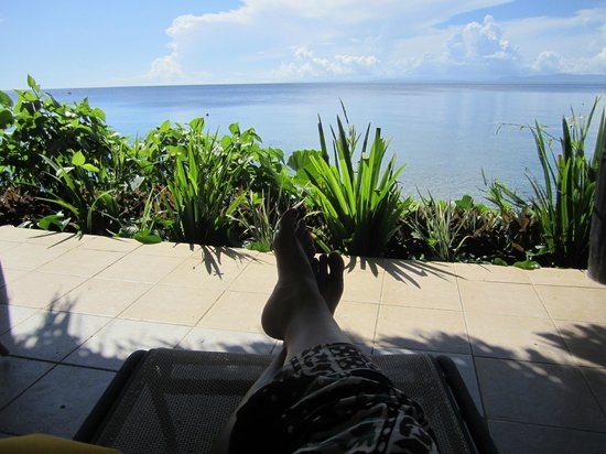 Paradise Taveuni: Relaxing afternoon