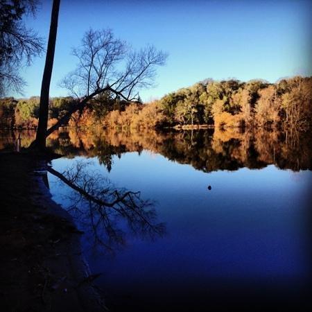Spring Lake Park: Mirror Lake