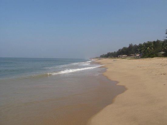 Kundapur, Indien: Maravanthe Beach