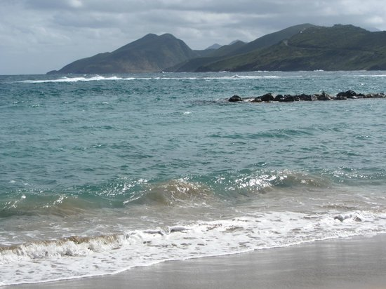 St Kitts Marriott Resort The Royal Beach Nice No Boats