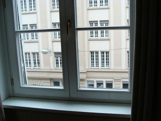 Hotel Hannong: fenêtre