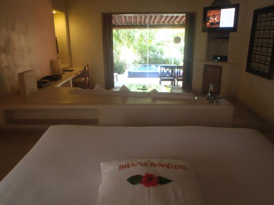 Viceroy Zihuatanejo: Welcome to Lagoon Suite 16