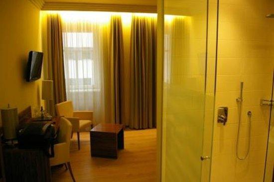 Hotel Vienna: Zimmer