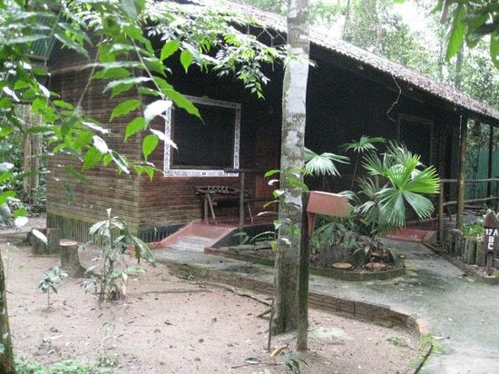 Amazon Ecopark Jungle Lodge: Cabin