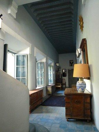 Riad Medea: corridor