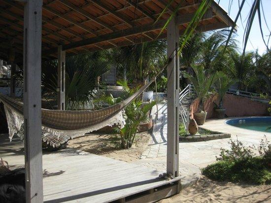Kite Brazil Hotel : View of bungalow