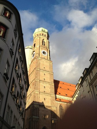 The Charles Hotel: Munich