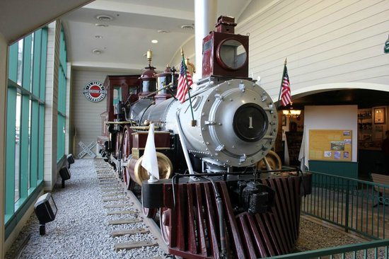 Railroad and Transportation Museum of El Paso