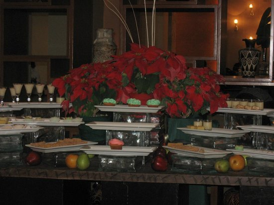 Restaurante Azulejos: zu Weihnachten