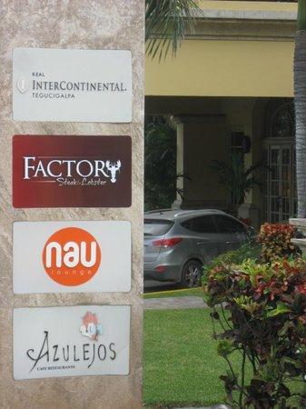 Factory Steak & Lobster: die Restaurants des Hotels