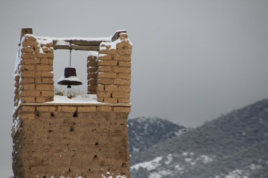 Casa Benavides Historic Inn: The bell tower at the Pueblo