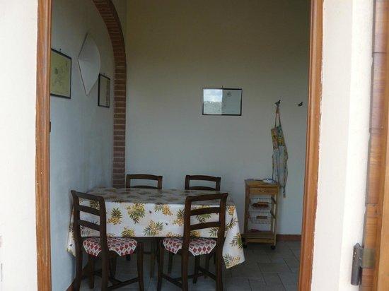 Agriturismo il Palazzo dei Diavoli: The Sorbo 's kitchen