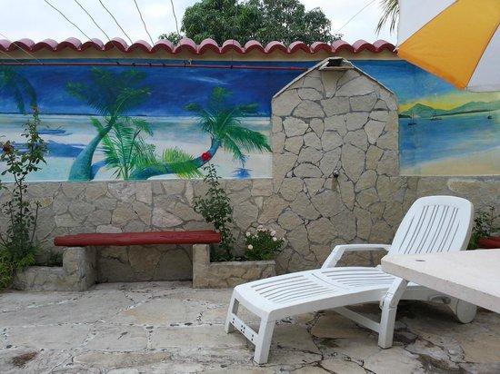 Villa La Roca: Dachterasse