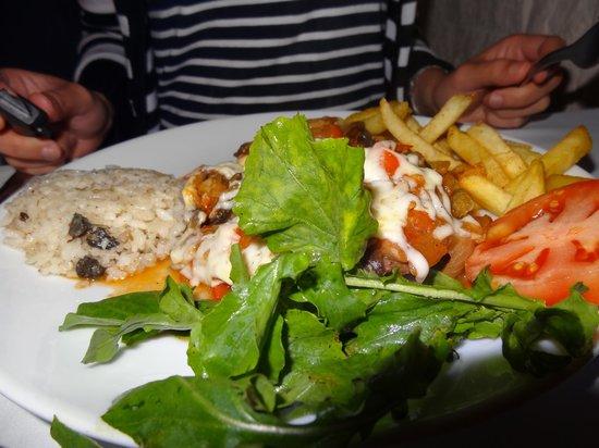 Dolphin Restaurant: Menu item: Dolphin special