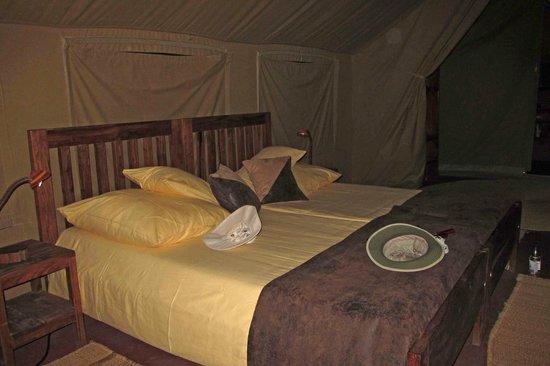 Olduvai Camp: Beds