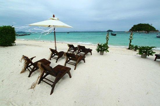 Wedding Setup Picture Of Idyllic Concept Resort Ko Lipe