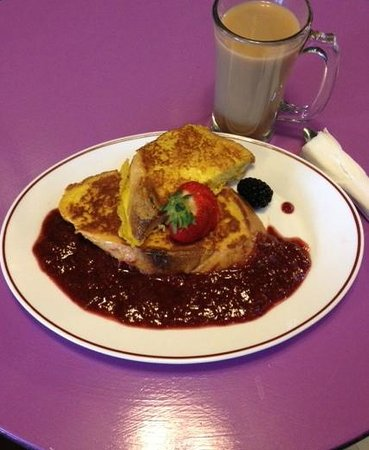 Rosebud's Cafe: Our Monte Cristo