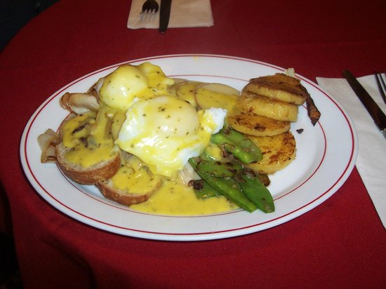 Rosebud's Cafe: Brunch all day Saturdays and Sundays