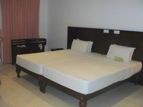 Hotel Marina Bentota: chambre