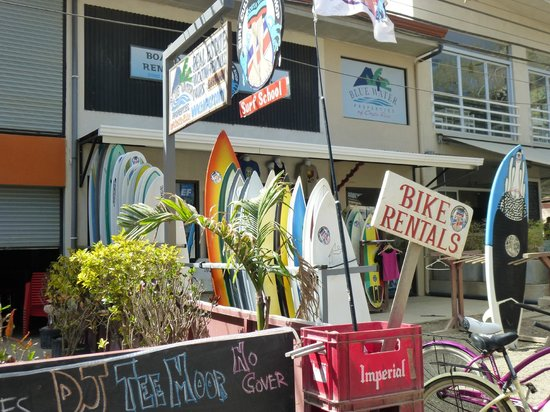 Tamarindo Beach : Tamarindo Surf Shops
