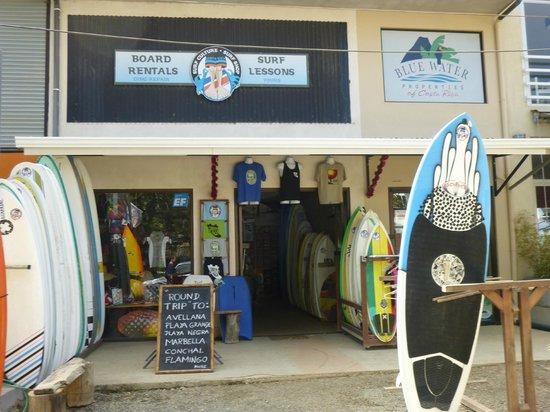 Tamarindo Beach : Surf Shops