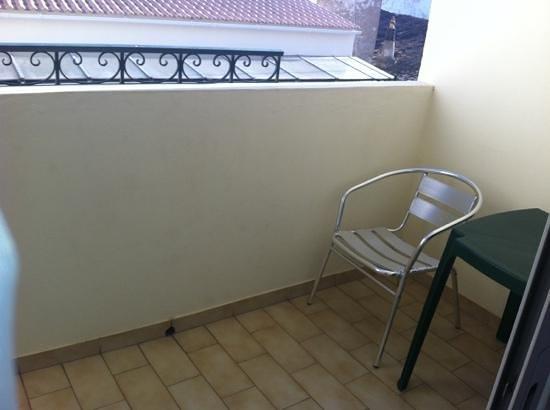 Hotel Sol Algarve : balcón