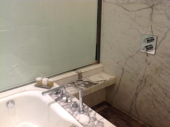 JW Marriott Hotel Chandigarh: bathroom
