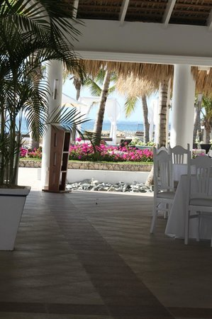 Viva Wyndham Dominicus Beach: View @ Palace